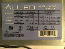 Allied Model: AL-B450E Desktop Computer Power Supply with Cord and Tested