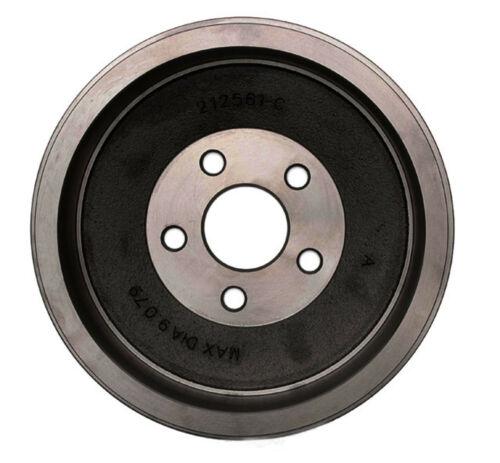 Brake Drum Rear ACDelco Pro Brakes 18B554 fits 04-09 Chrysler PT Cruiser