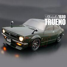 ABC Hobby Toyota TE27 Trueno 1:10 Mini Clear Body Gambado M05 M06 RC Cars #66317