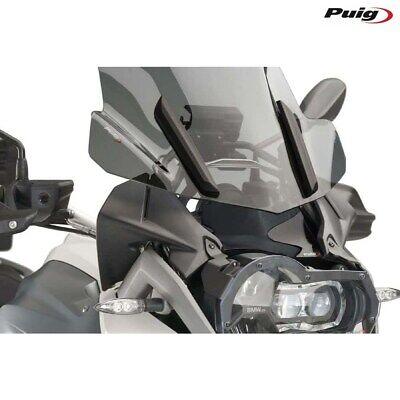 Deflettore Visiera Puig per BMW R 1200 GS//Adventure 13-18 fume scuro