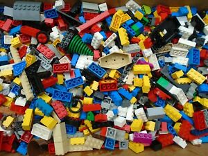 LEGOs-by-The-Pound-Sanitized-GENUINE-Bulk-Lot-Assorted-Bricks-Parts-amp-Pieces