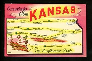 Kansas State Map Postcard on friend kansas map, iowa kansas map, wichita kansas map, google kansas map, zip code kansas map, downtown kansas city map, old kansas city map, cartoon kansas map, vintage kansas map,