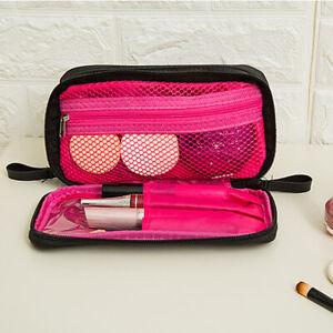Travel-Cosmetic-Makeup-Toiletry-Bag-Wash-Organizer-Storage-Zipper-Bags-LD