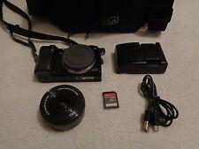 Sony Alpha NEX-7 24.3 MP Digital Camera - Black (with SEL 16-50mm OSS Lens Kit)
