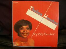 VINYL 45 T – SOUL FUNK – THELMA HOUSTON – ANY WAY YOU LIKE IT + 1 – MOTOWN FR 77