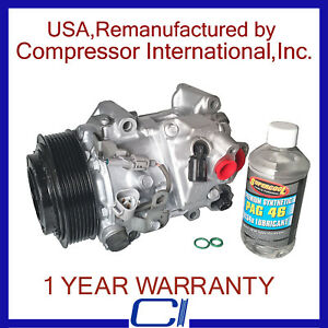 NEW A//C Compressor Clutch COIL for Toyota Avalon 2013-2017 3.5 Liter V6 Engine