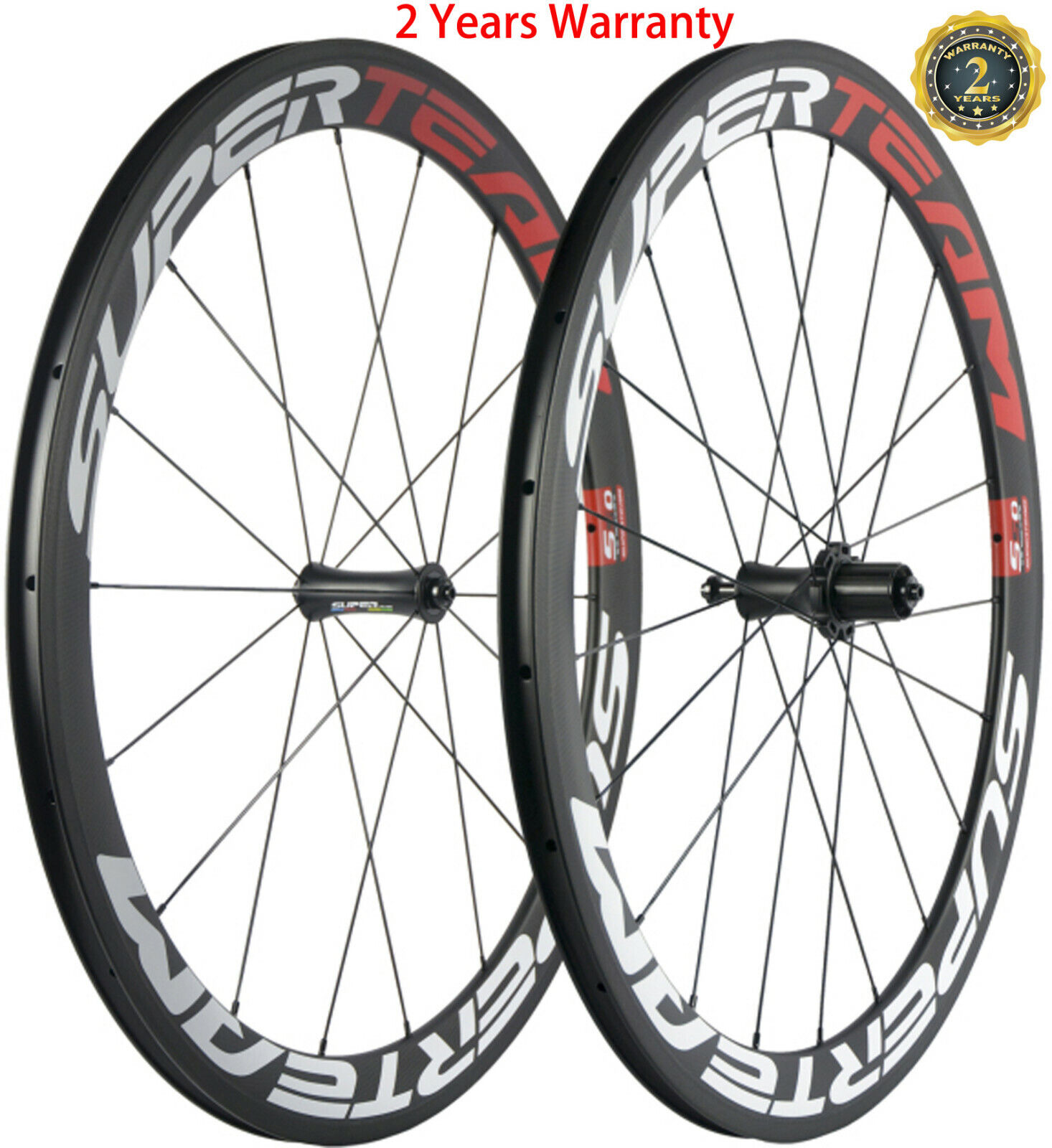 50mm Carbon Wheels 25mm Cyclocross Bicycle  Carbon Bike Wheelset 700C R7 Hub Bike  hot sale online