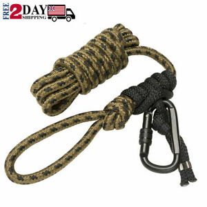 Safety Harness Tree Strap Rope Treestand Hunter Life Line