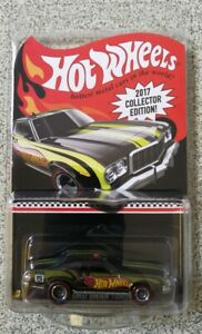 Hot-Wheels-2017-Collector-Edition-039-76-Ford-Gran-Torino-5-Diecast-toycar