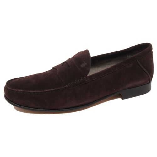 Loafer Mocassino F0270 Tod's Shoe Scarpe Man Suede Brown Uomo qSxxYdwO7