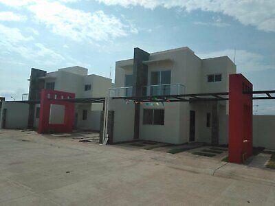 En venta bonita casa de 3 recamaras, excelente ubicación Coatzacoalcos Veracruz