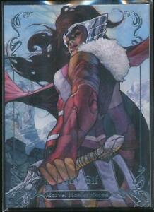 2018-Marvel-Masterpieces-Trading-Card-9-Lady-Sif-1999