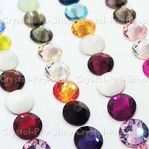 5mm Ss 20 Rhinestones Clear Diamante Crystals Iron On Hotfix