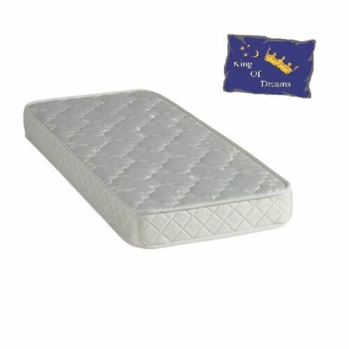 Matelas Mousse Poli Lattex Indéformable Tissu Strech très résistant Hauteur 15