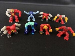 Gormiti-Figures-Lot-of-8-Monsters