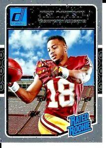 2016-DonRuss-Redskins-Card-Josh-Doctson-WR-Rookie-Card-378-BUY-1-GET-2-FREE
