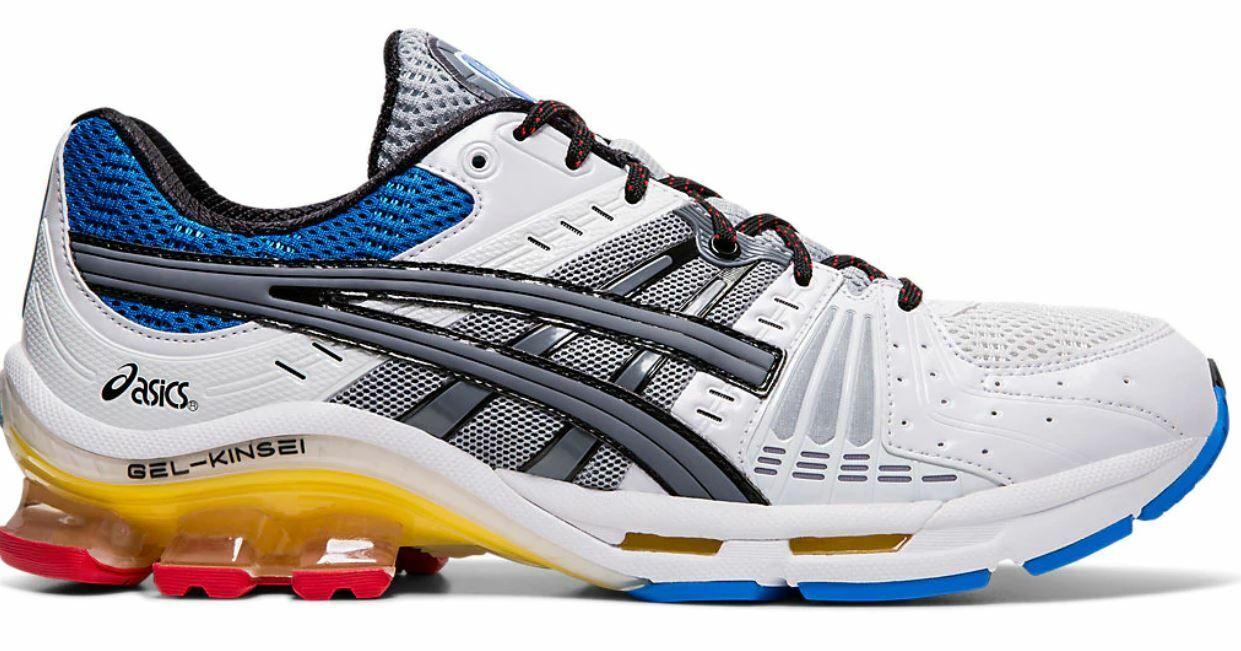 Asics Gel Kinsei OG hardlopen sneaker mannen wit Metropolis
