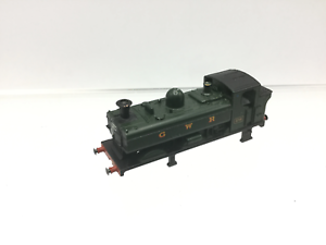 Graham-Farish-371-930-N-Gauge-GWR-8750-Pannier-3715-BODY-SHELL