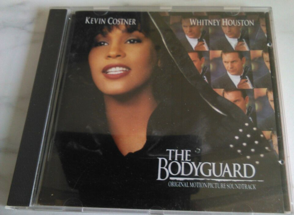 Diverse kunstnere: The Bodyguard Original Motion Picture