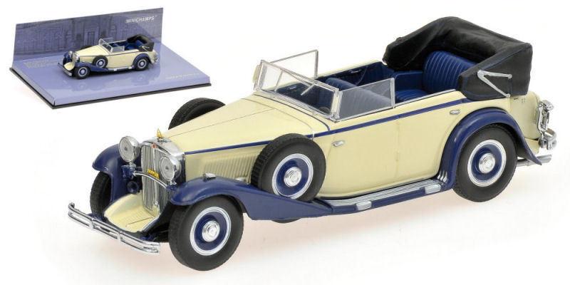 Minichamps 1 43 - Maybach Zeppelin-Cabriolet 1932 ART-436039408