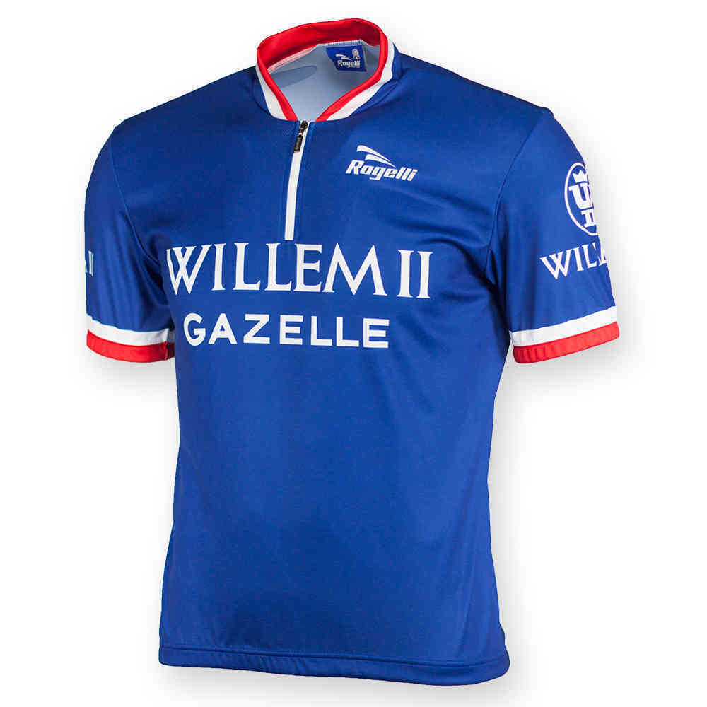 Cycling Jersey Retro Willem II Gazelle New  L