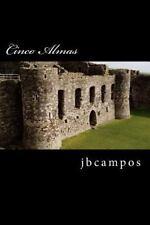 Cinco Almas : Novela Da Vida by jbcampos campos (2016, Paperback)