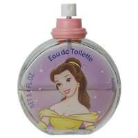 Disney's Beauty & The Beast Belle (w) Edt Spray 3.4 Oz. Tester Ub