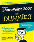 Microsoft SharePoint 2007 For Dummies by Vanessa L. Williams (Paperback, 2007)