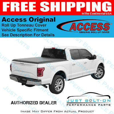Access Original For 2019 Dodge Ram 1500 5ft 7in Bed Roll Up Cover 14239 Ebay