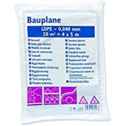 40 MY Color Expert Bauplane 4 x 5 m 96922010