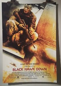 Black-Hawk-Down-Josh-Hartnett-Original-Cinema-movie-poster-one-sheet-size