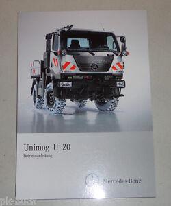 2044c253e1 Das Bild wird geladen Betriebsanleitung-Mercedes-Benz-Unimog-U-20-Stand-04-