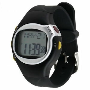 Pulse-Heart-Rate-Monitor-Wrist-Watch-Calories-Counter-Sports-Fitness