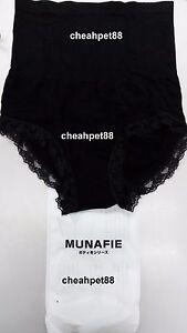 8886412bc0164 Image is loading JAPAN-Munafie-HighWaistUnderwear-BodyShaper-Tummy-Control- slimming-Panties-