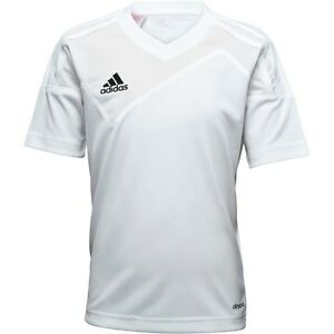 Details about ADIDAS TOQUE 13 MEN'S JERSEY WHITE SHORT SLEEVE CLIMACOOL NEW