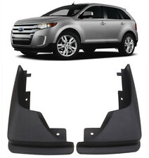 X Front Side Splash Guards Mud Guards Mud Flaps For   Ford Edge