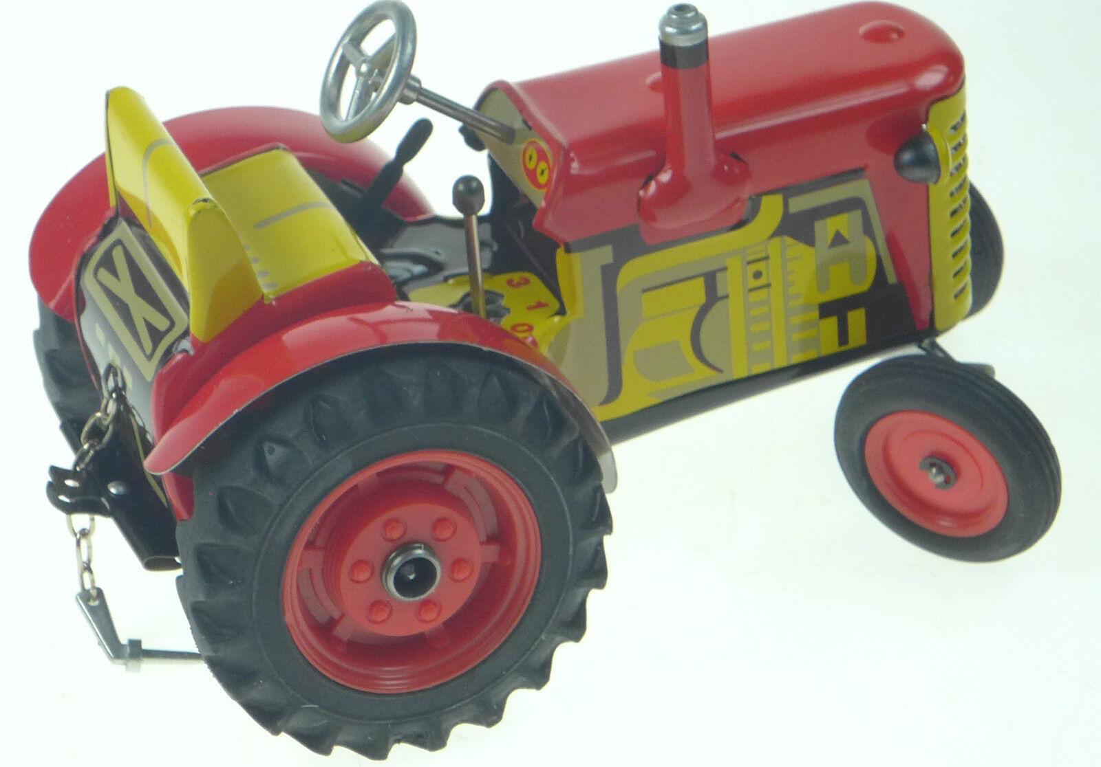 venderse como panqueques Estilo Vintage Tractor 1 25 Clockwork Hojalata 5xworking 5xworking 5xworking Engranajes Europea KOVAP 380  precio al por mayor