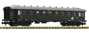 Fleischmann-N-863204-Schnellzugwagen-3-Klasse-der-DRG-034-Neuheit-2020-034-NEU-OVP