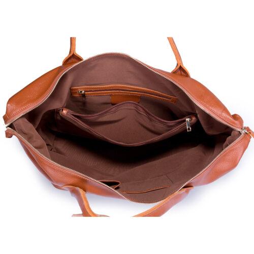 Xxxl 219 Charleston Reisetasche Unisex Braun uvp Leder Bags Edle € Weekender OSfqUn