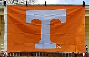 Tennessee-Volunteers-Flag-3X5-Polyester-Banner-Licensed-NCAA-UT-Football-Banner