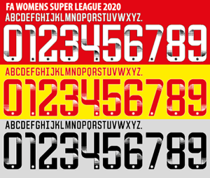 Womens super league 2020-21 Build Your Own Football ...