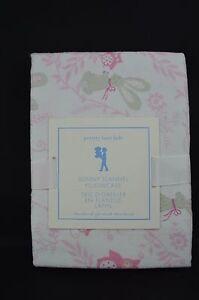 1-Pottery-Barn-Kids-Bunny-Flannel-Pillowcase-Standard-Pink-18