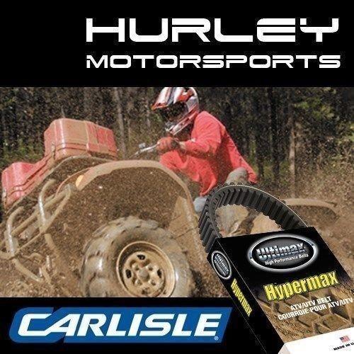 """CARLISLE /""""Hypermax/"""" ATV//UTV Drive Belts UA438 Yamaha 5B4-17641-00-00"""