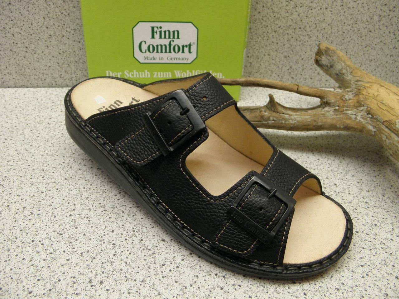 Finn Comfort® reduziert, bisher  99,95   Leros + gratis Premium-Socken (FC17)