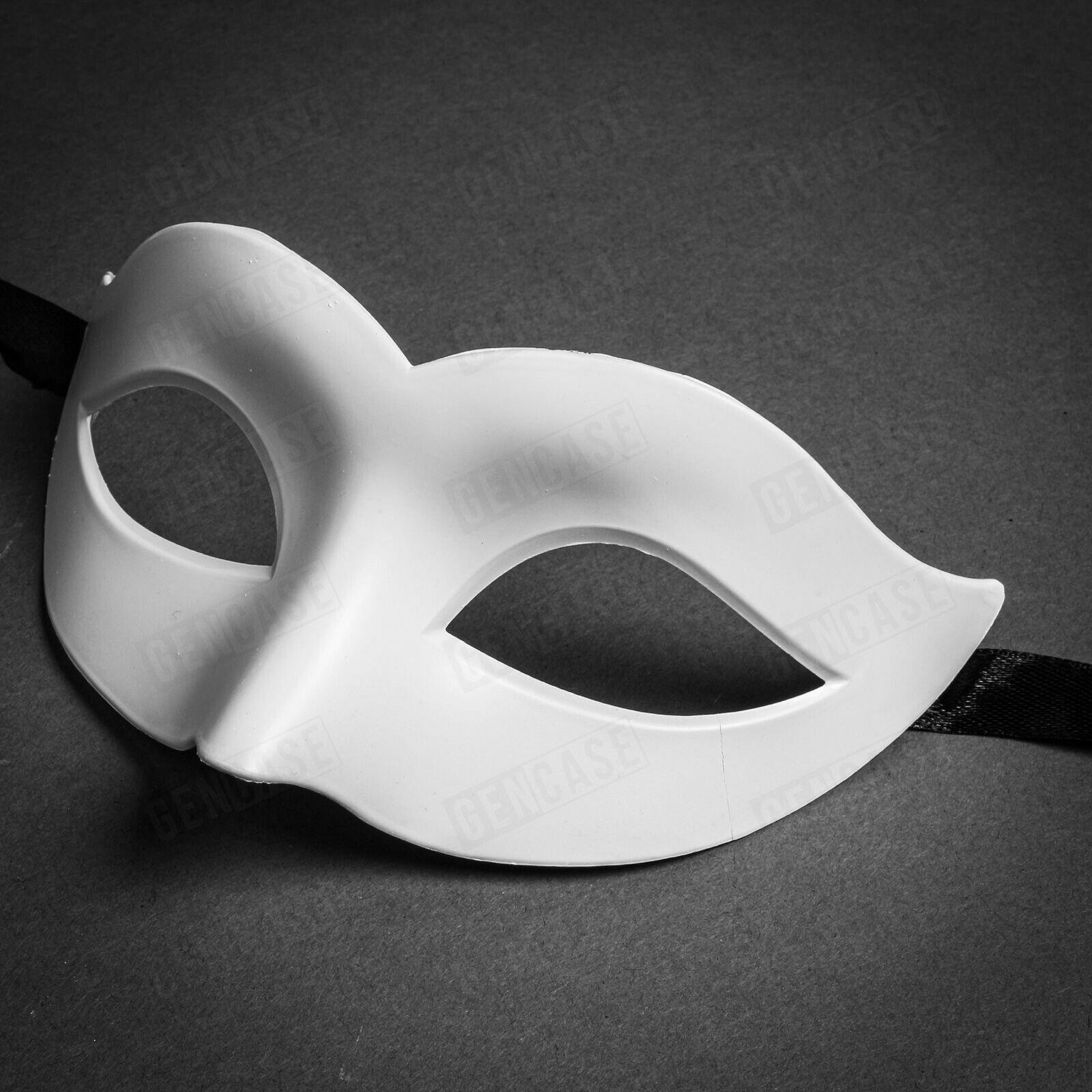 Blank Do It Yourself DIY Venetian Long Nose Mask Zanni