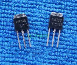 50pcs-New-SANYO-2SC5706-C5706-NPN-transistors-Japan