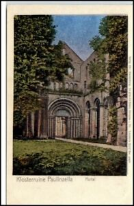 PAULINZELLA-b-Rottenbach-Thueringen-Kloster-AK-um-1900