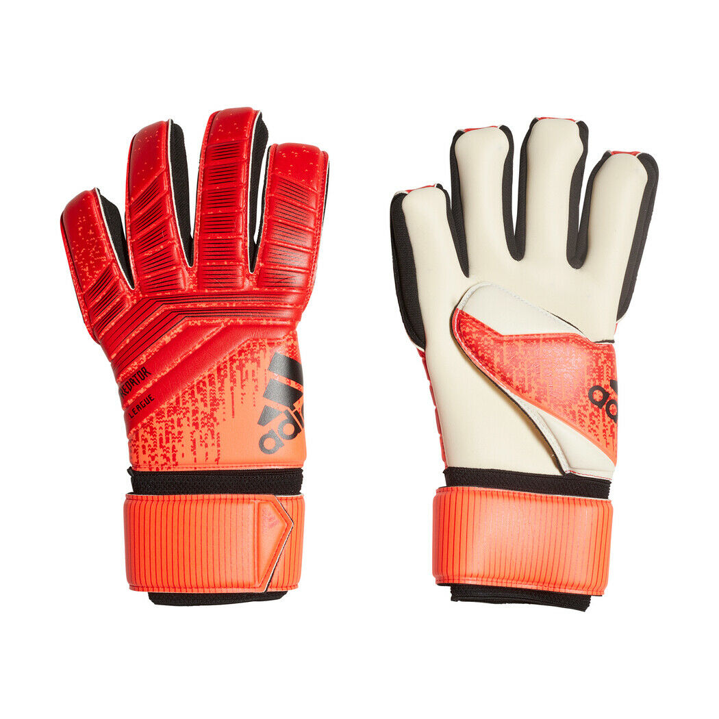 Adidas Protator League League League Torwarthandschuhe Kinder Orange rot ac28a9