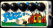 Z.VEX ZVex Effects Pedal, FUZZ FACTORY VEXTER, Brand New, Free Shipping