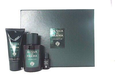Colonia Club Acqua Di Parma Gift set BNIB